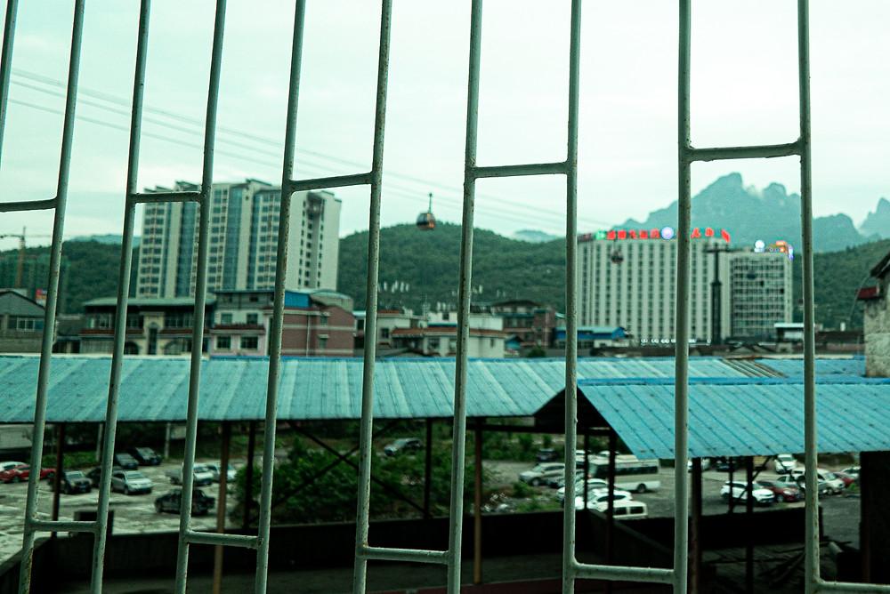 Zhangjiajie Tianmen-Gondel