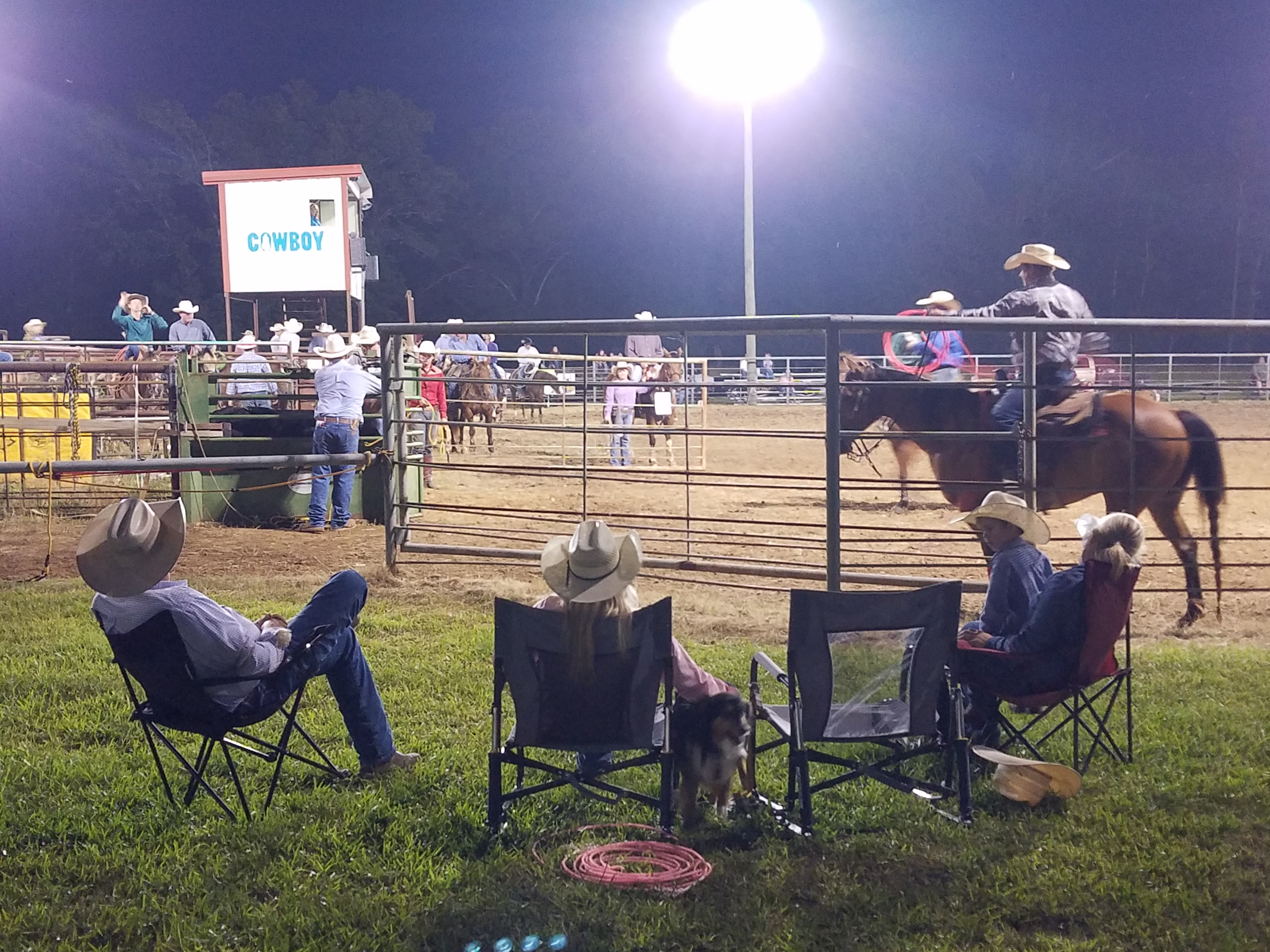 A night of Rodeo