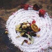 LI'TYA Pink Desert Salt & Wild Rosella Body Polish