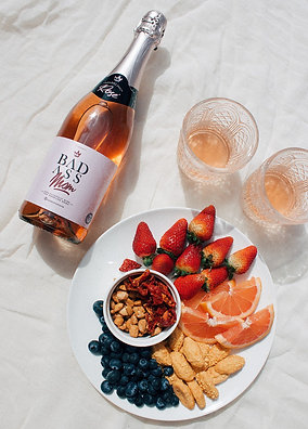 Non-Alcoholic Sparkling Rosé