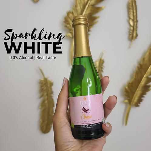 Mini Organic Sparkling White Non-alcoholic  200ml