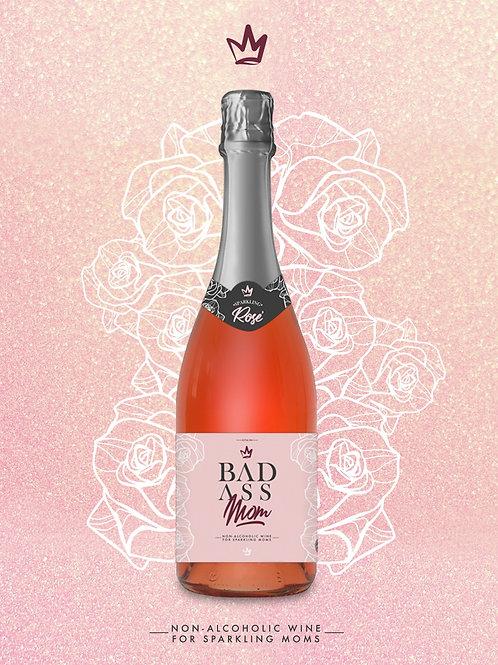 NON-ALCOHOLIC SPARKLING ROSE