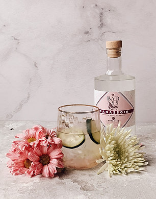 BadassGIN Alcohol-Free 12 Botanicals