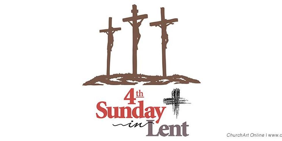 Sunday Worship Service - Lent IV