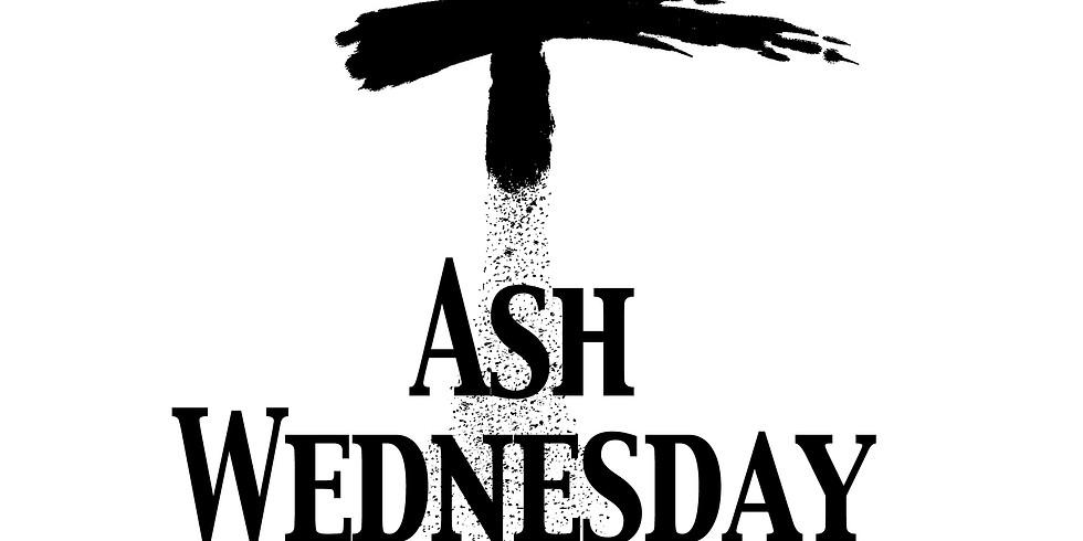 Ash Wednesday Worship Service