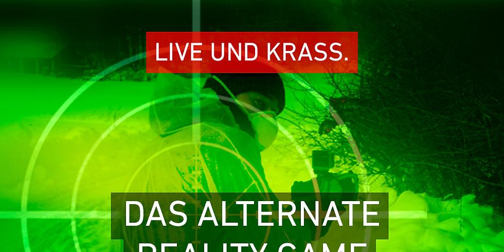 S.N.O.W Alternate Reality Game |Komplettevent: Fr. Abend bis So. früh