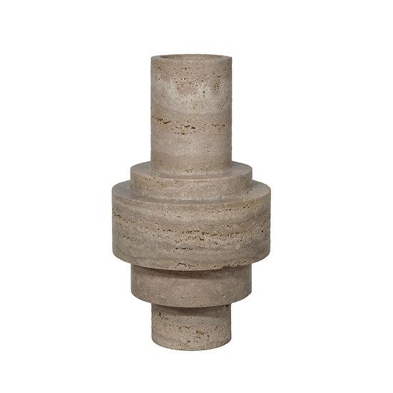 DOME DECO Vase Marble - Cream