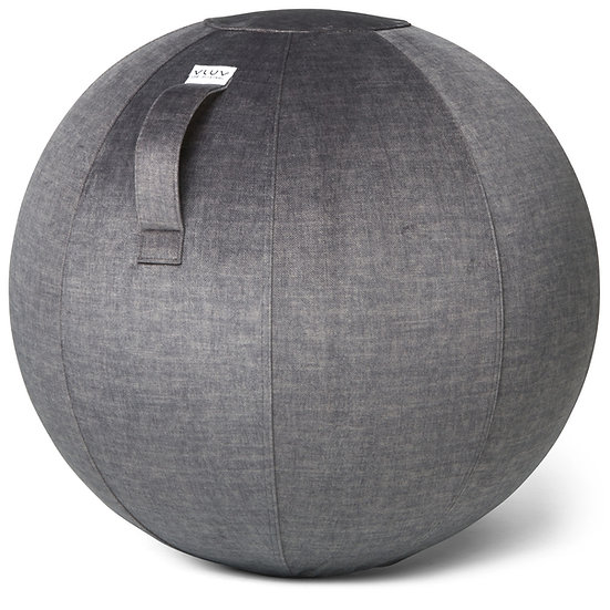 VLUV VARN Samtball 70-75cm Anthracite