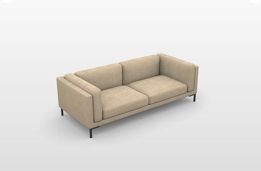 DUVIVIER CANAPES Albert petit  3-Sitzer Sofa