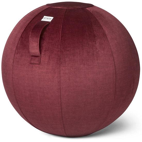 VLUV VARN Samtball 70-75cm Chianti