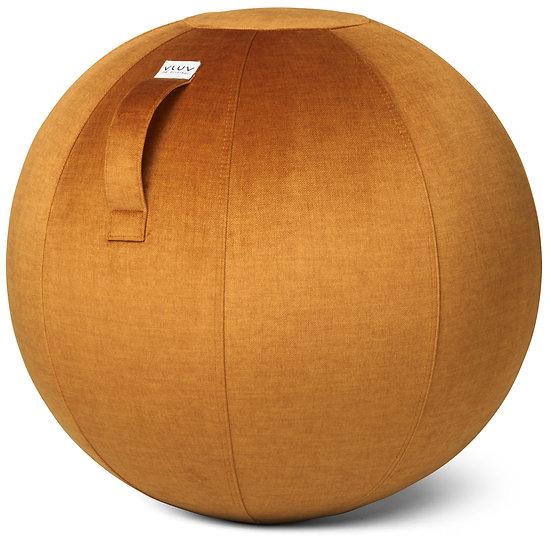 VLUV VARN Samtball 70-75cm Pumpkin