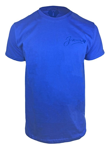 Blue Signature Tee Shirt