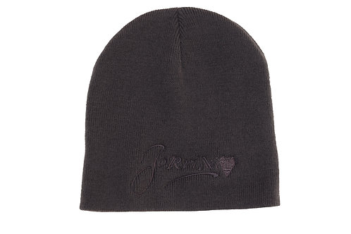 SIGNATURE BEANIE HAT GREEN
