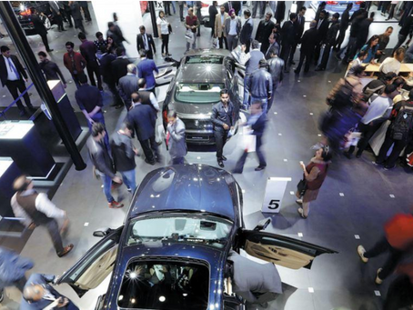 Chinese Auto Makers to Explore $5b Investment in India