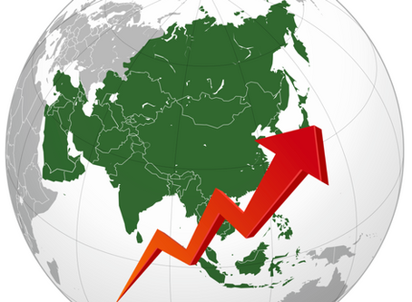 Asian Economies on Track to be Larger than the Rest of the World Combined by 2020