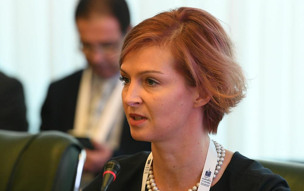Татьяна Веллер, инвестиционный директор по гостиничному бизнесу