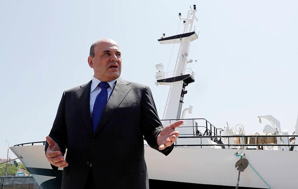 Премьер Михаил Мишустин на Курильских островах