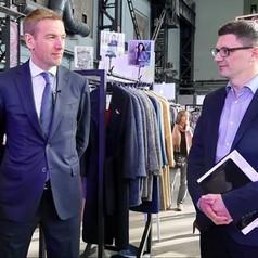 Модный форум показал бренды и настроения