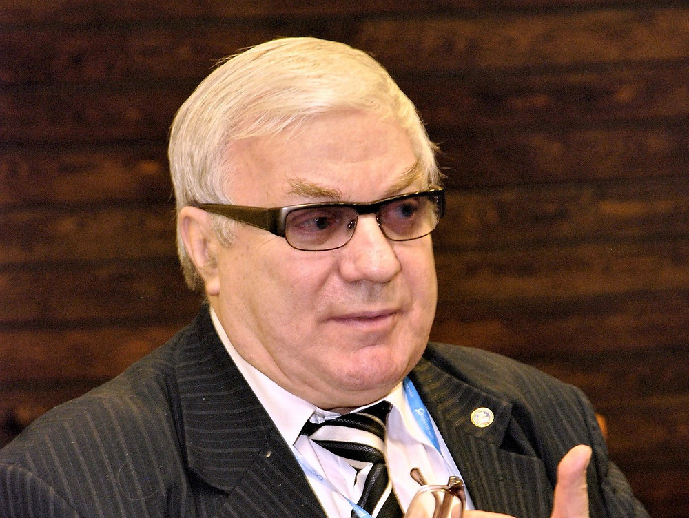 Роман Пастухов, президент Санкт-Петербургского союза предпринимателей
