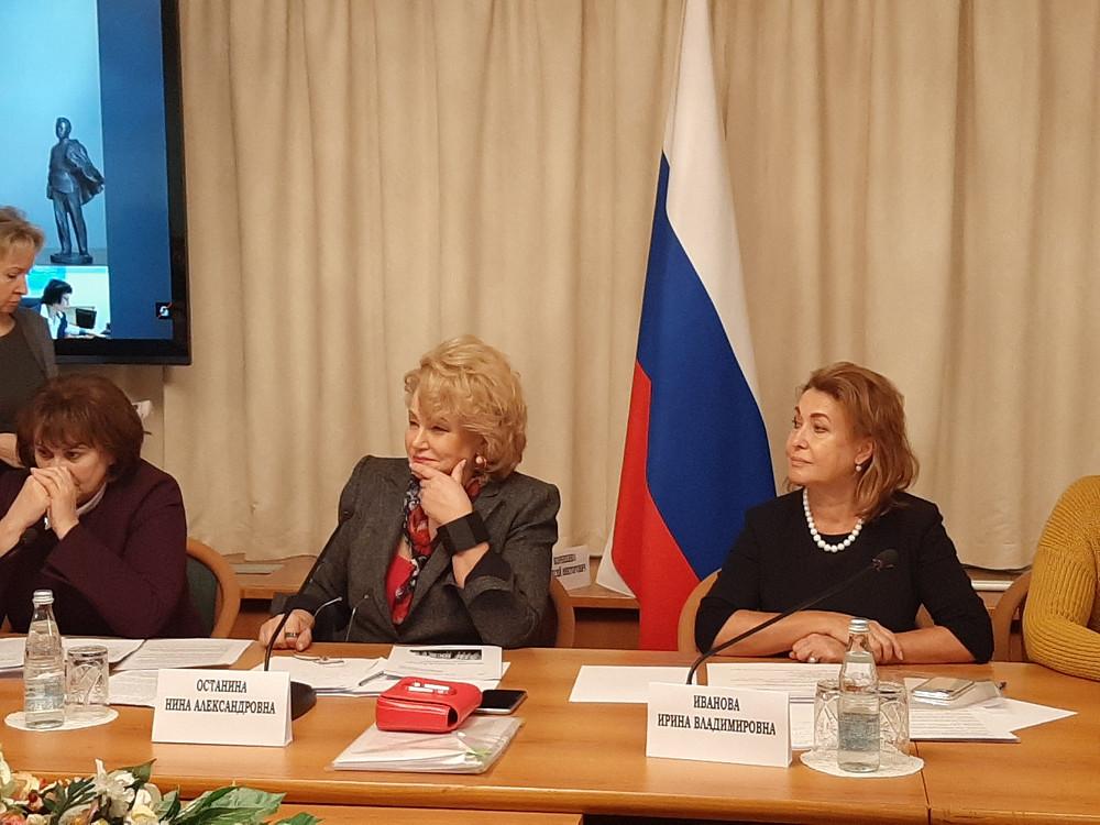 Нина Останина и Ирина Иванова