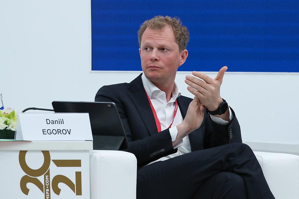 Даниил Егоров, глава УФНС