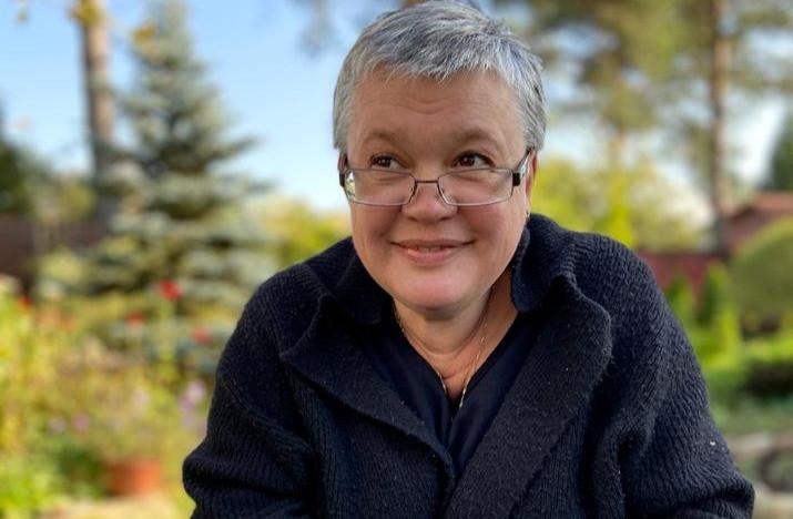Елена Терещенкова, владелица трех киосков прессы
