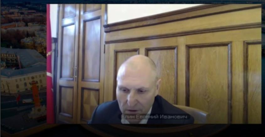 Евгений Елин на форуме малого бизнеса