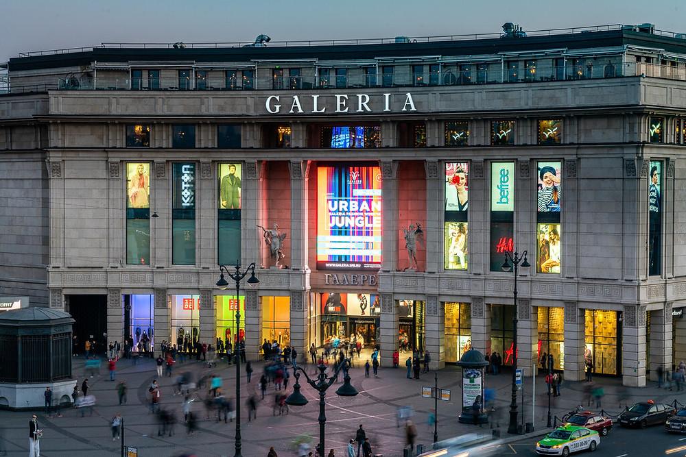 Торговые центры Петербурга добились открытия