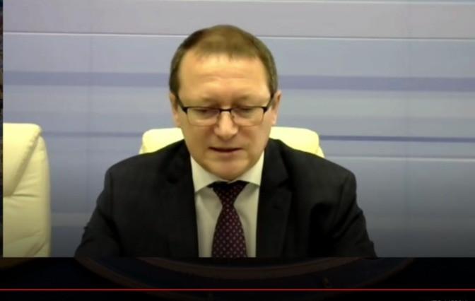 Владимир Полежаев, замначальника УФНС по Петербургу