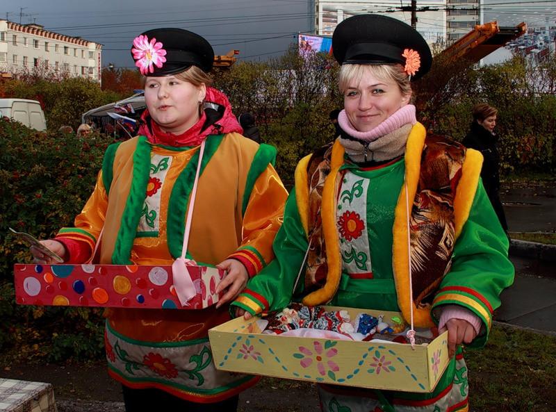 Коробейники выйдут на улицы Петербурга