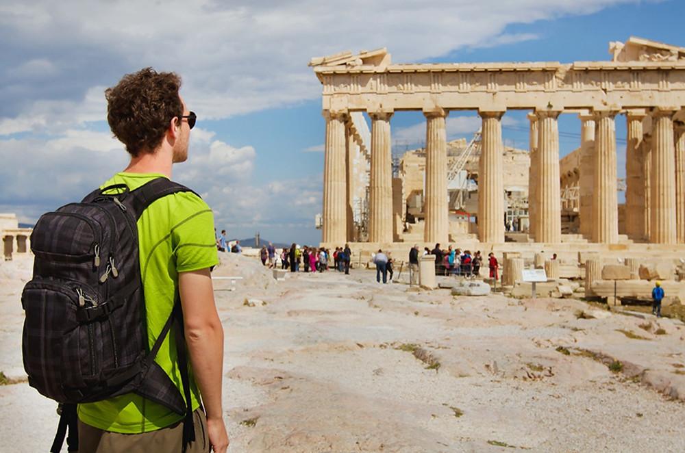 Отдых в Греции пока остается мечтой