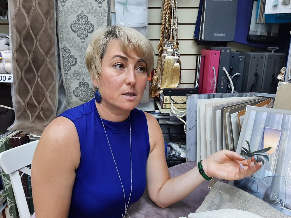 Оксана Иванова, владелица ГК Sova