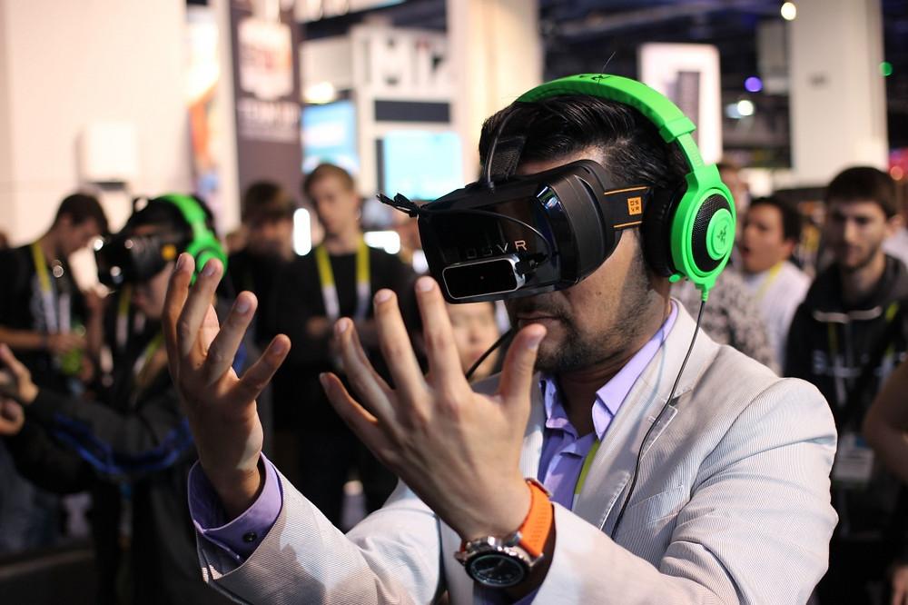 Виртуальная реальность входит в нашу жизнь