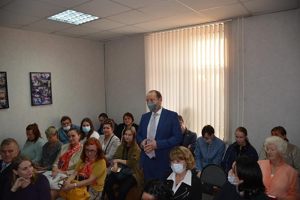 Владимир Меньшиков подчеркнул абсурдность распределения помощи по кодам ОКВЭД