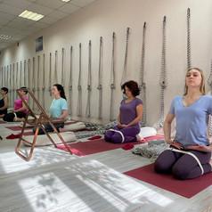 Йога Айенгара центр открыл новое отделение