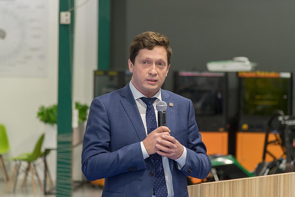Кирилл Соловейчик, председатель КППИТ