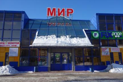 ТК на Стародеревенской, где остались площади дольщиков