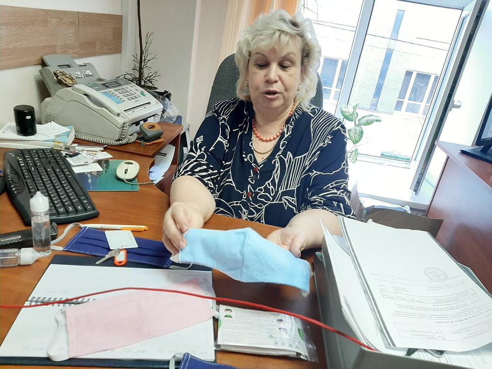 Светлана Молчанова, президент СПИЛП