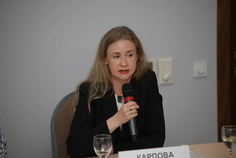 """Юлия Карпова: """"Вакцинный туризм стал бы для нас спасением"""""""