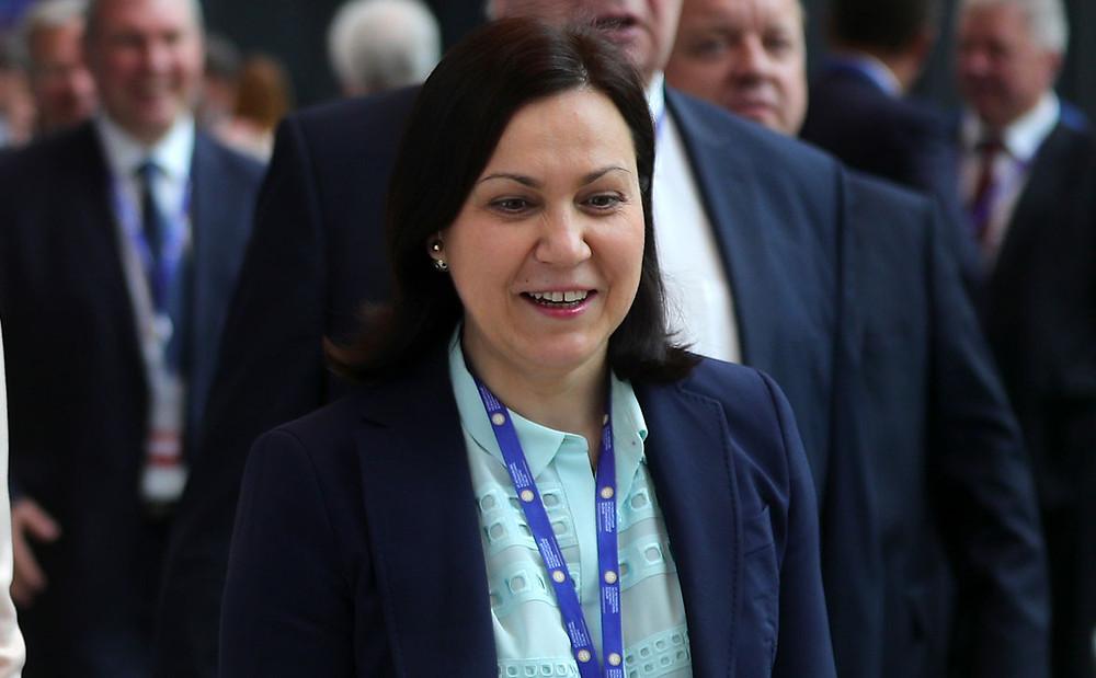 Татьяна Илюшникова, замминистра экономического развития РФ