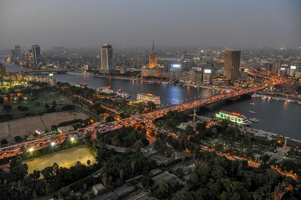 Есть желающие осмотреть Каир