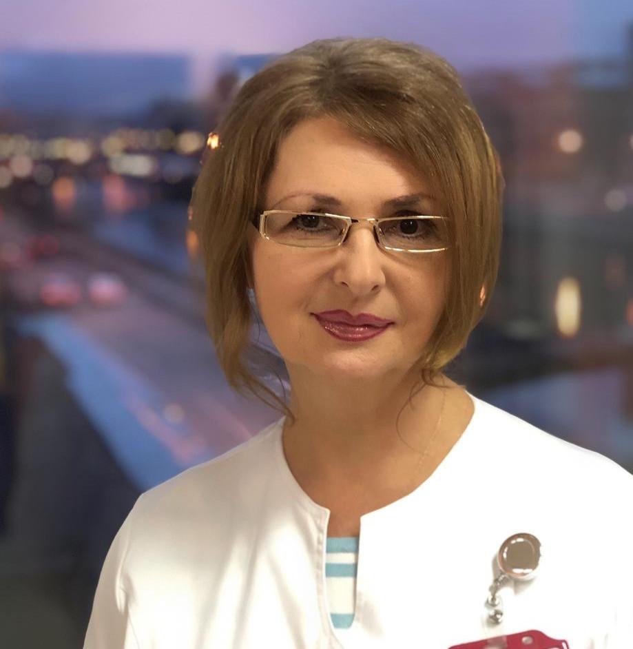 """Светлана Белинская, главный врач """"Европейского центра вакцинации"""""""