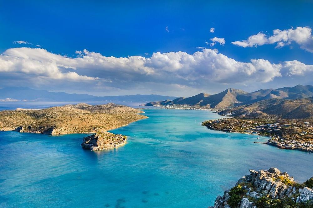 Греческий остров Крит - популярное направление для российских туристов закрыт по-прежнему