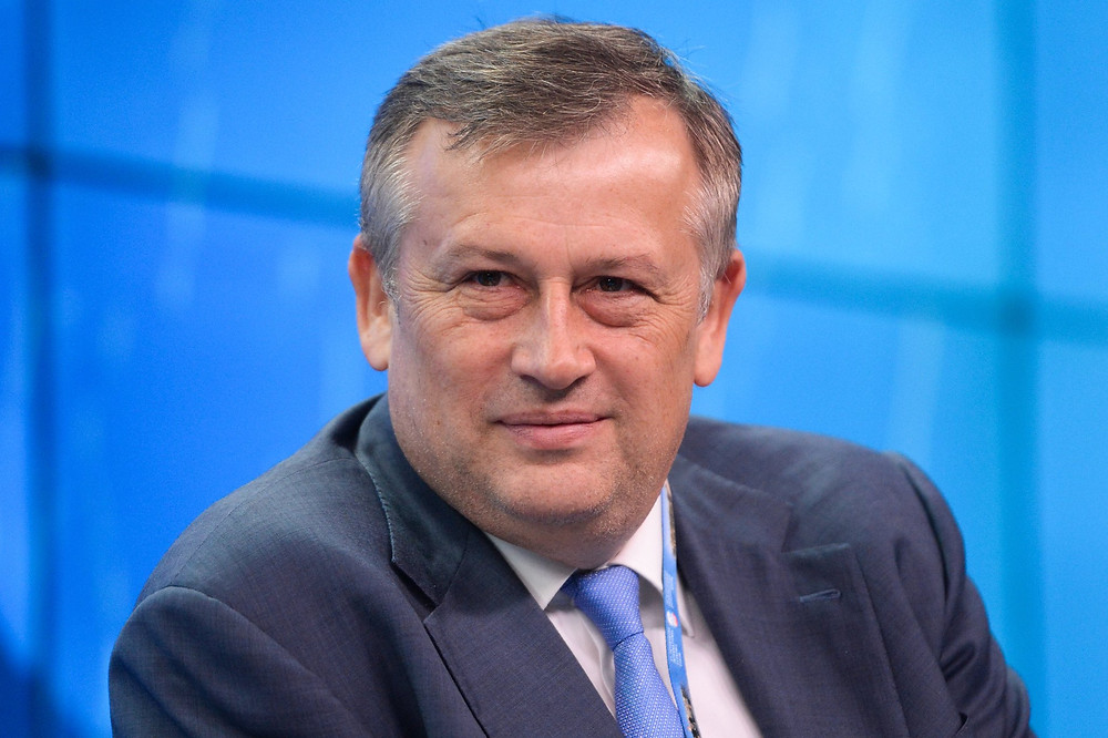 Александр Дрозденко, губернатор Ленинградской области