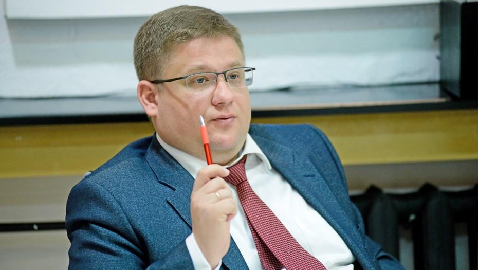 Начальник ГАТИ Олег Зотов