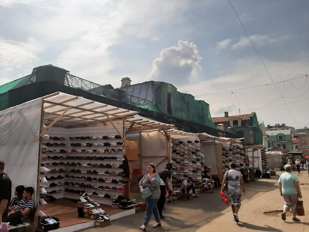 Розничная продажа немаркированной обуви запрещена с 1 июля 2020 года. Попробуйте найти промаркированный товар на Апрашке.