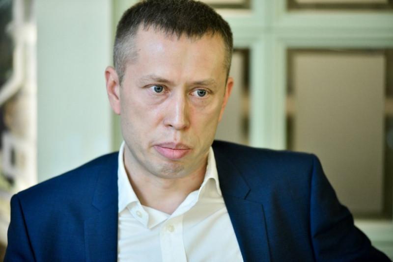 """Петр Устюжанинов, генеральный директор ООО """"Кидбург"""""""