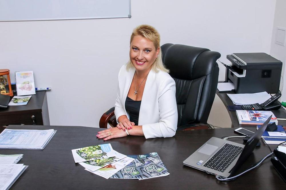 """Анна Андреева, директор по стратегическому развитию """"Лаборатории безопасности"""