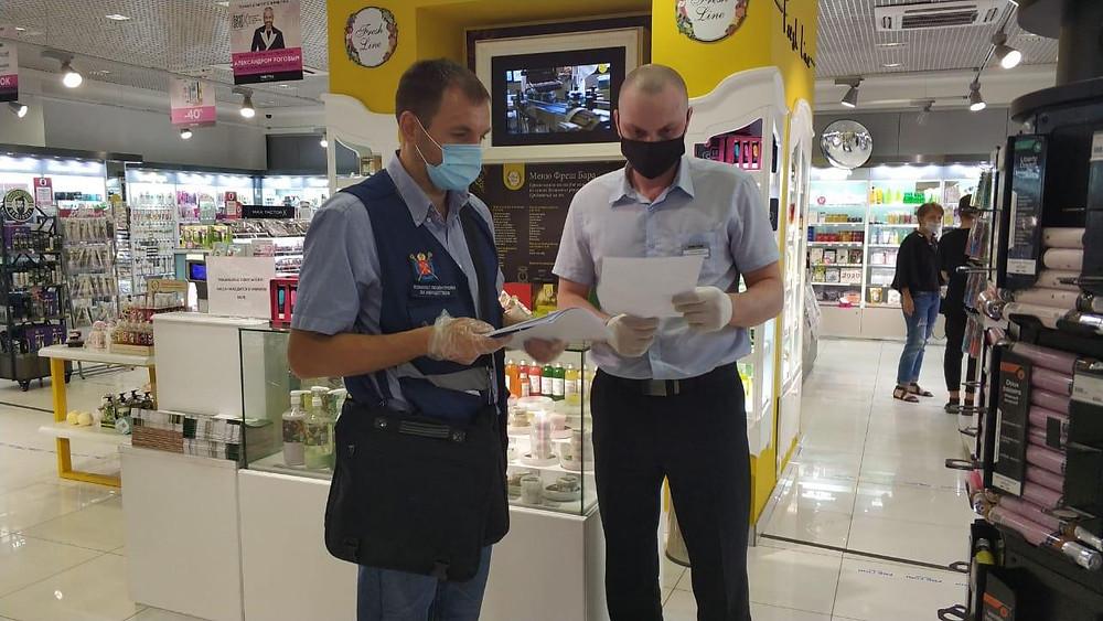 Сотрудники ККИ массово проверяют предприятия торговли и услу