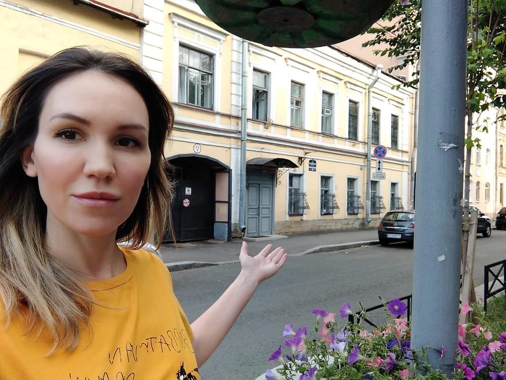 Предприниматель Мила Нехваева предлагает открыть коллективный шоу-рум на Лиговке